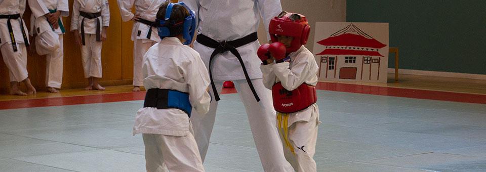 Karate enfants et adultes