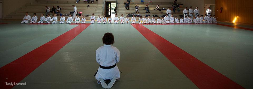 Art martial Karate