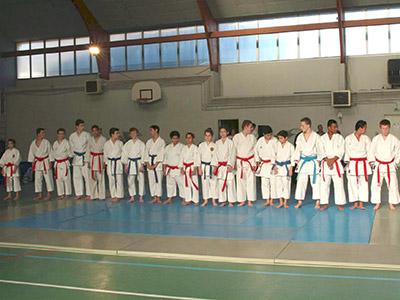 Résultats de la compétition kata du 11 janvier